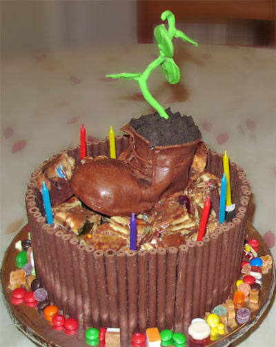 Birthday Cakes Are A Bit Of Challenge Arent They Not Only Do You Have To Find The Time But Also Creative Inspiration And Artistic Talent Create