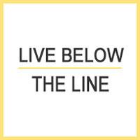Living Below the line?